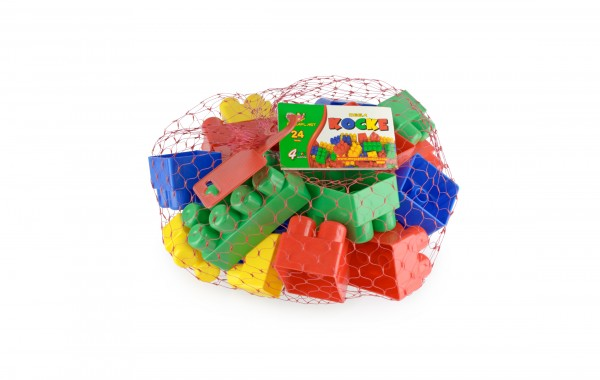 Mega kocke mreža 24