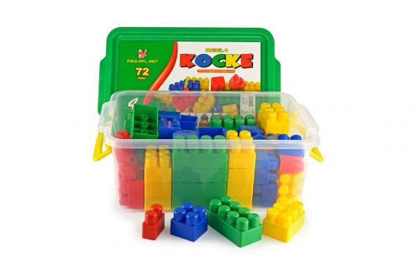 Mega kocke box 72