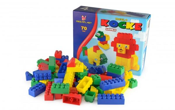 Mega kocke K. K. 70