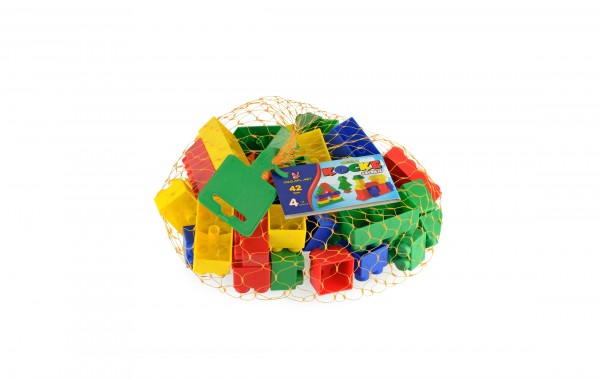 Mega kocke S mreža 42
