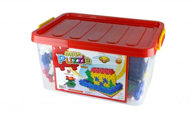 Mega puzzle 15-204-1