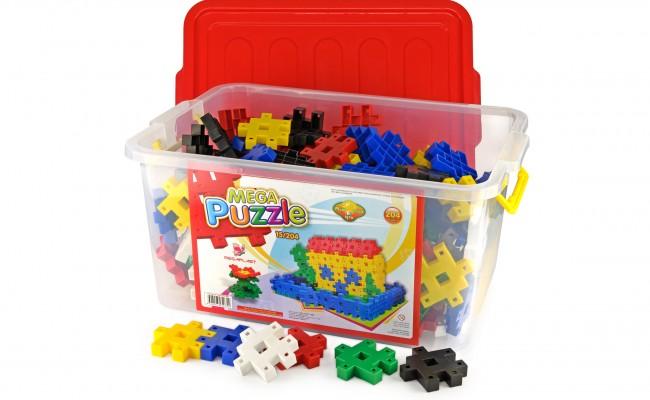 Mega puzzle 15-204-2
