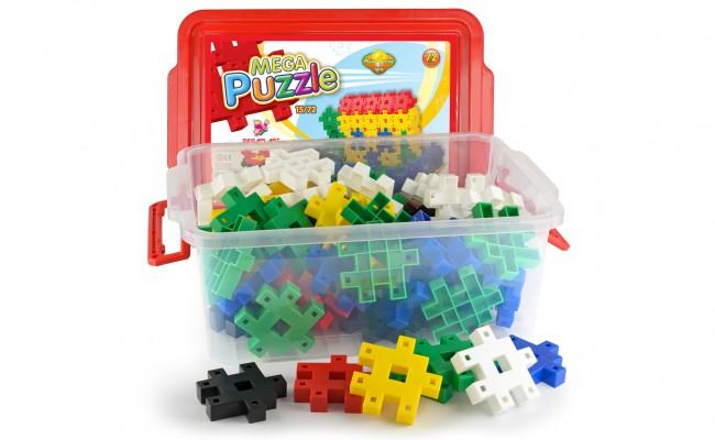 Mega puzzle 15-72
