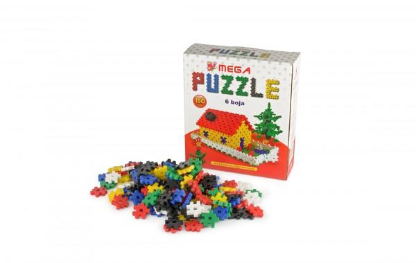 Mega puzzle – 150