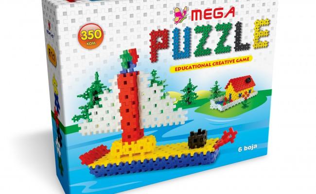 Mega puzzle 350