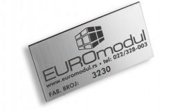 Plocica Euromodul