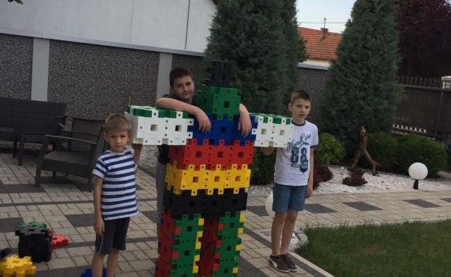 jumbo puzle robot