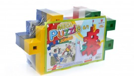 Mega puzzle jumbo 6/1